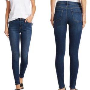 "J Brand ""Maria"" High-Rise Skinny Jean - Sz. 30"